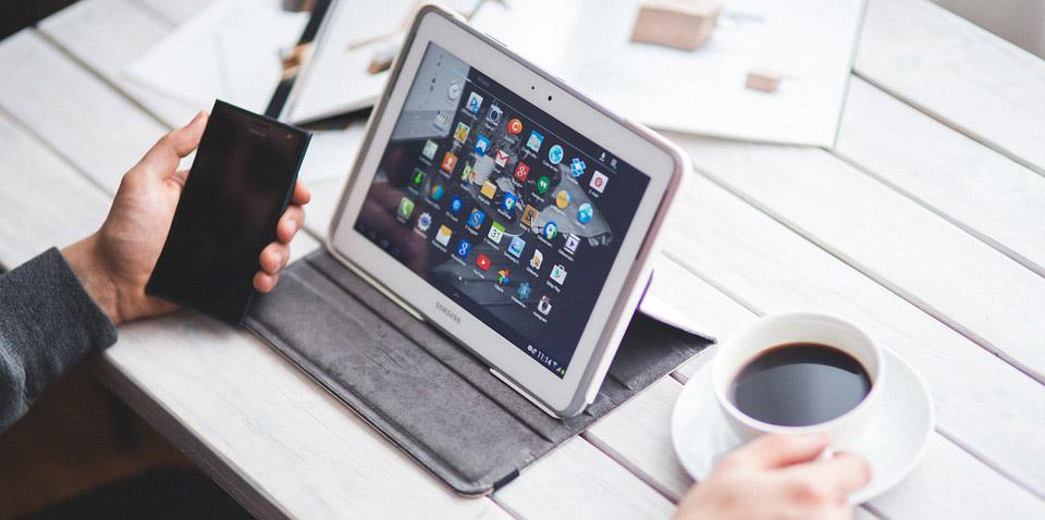 Android Tablet im Vergleich und Tipps