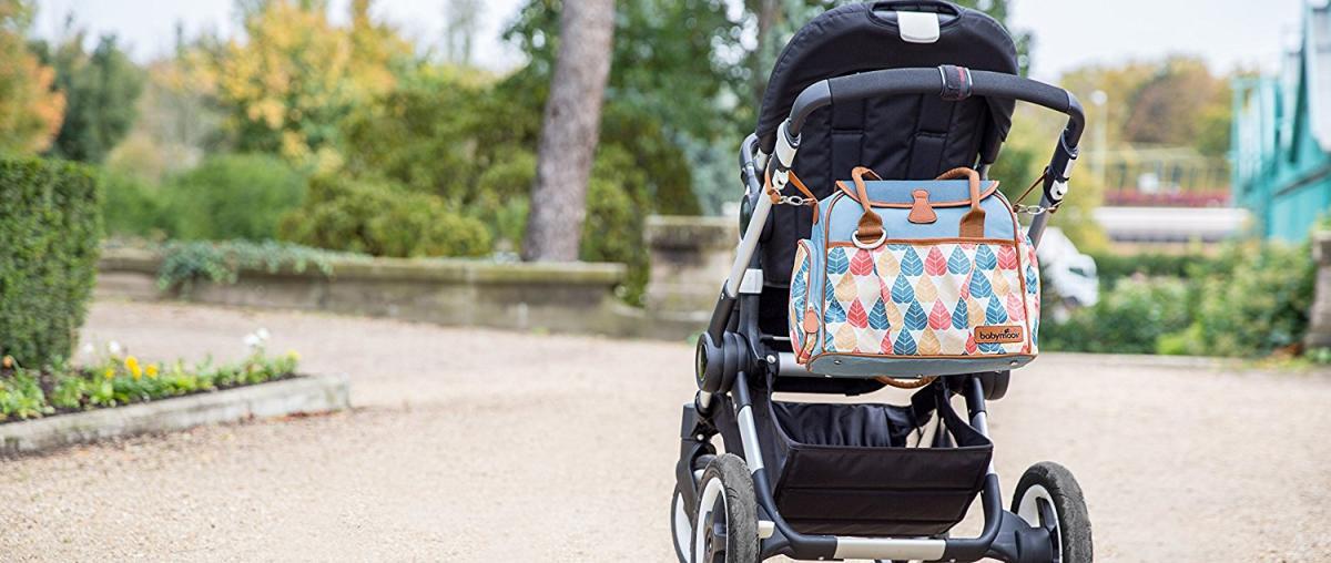 Babymoov Damen Style Wickeltasche