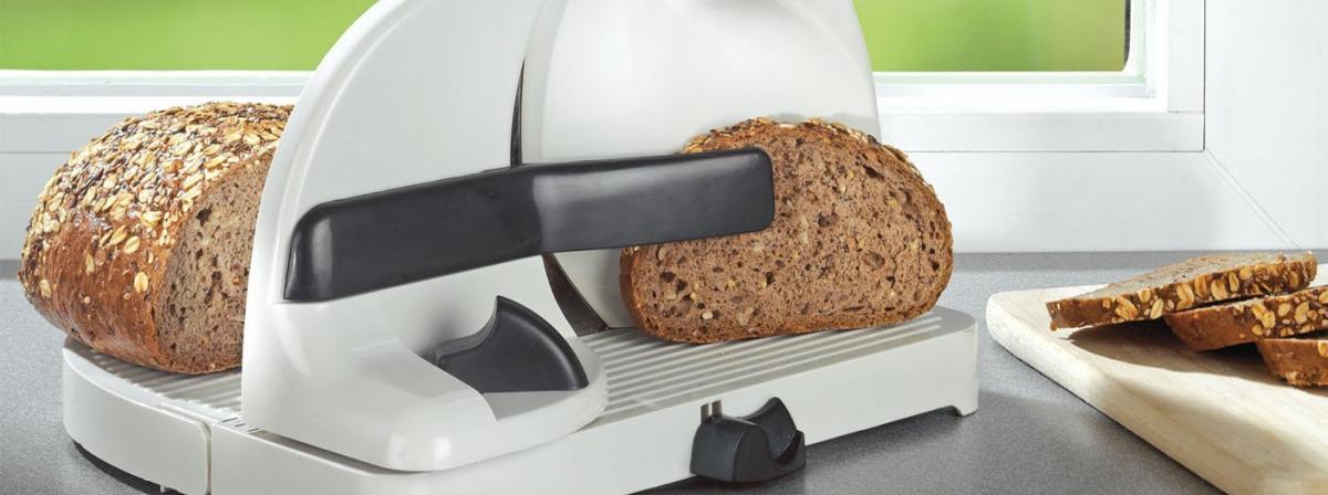 Brotschneidemaschine Vergleich