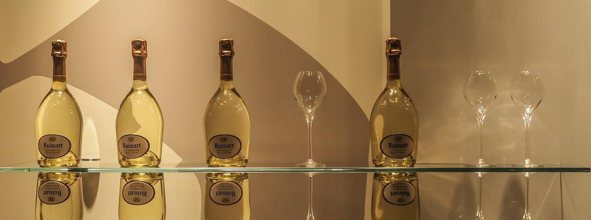 Champagner Vergleich