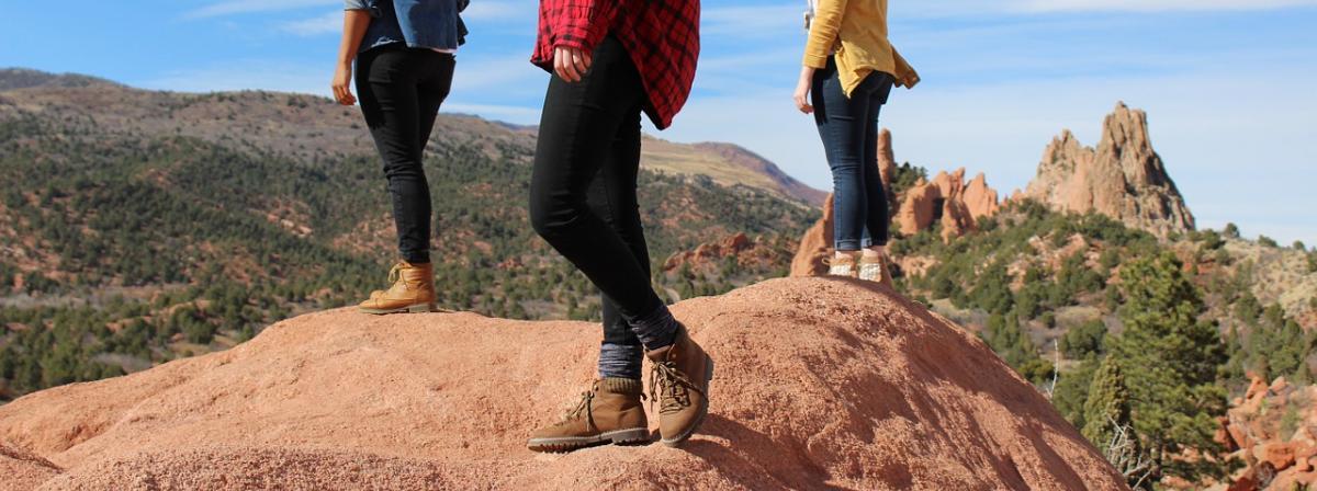 Damen-Trekkingschuhe Vergleich