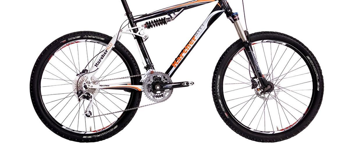 Fully Mountainbike Vergleich