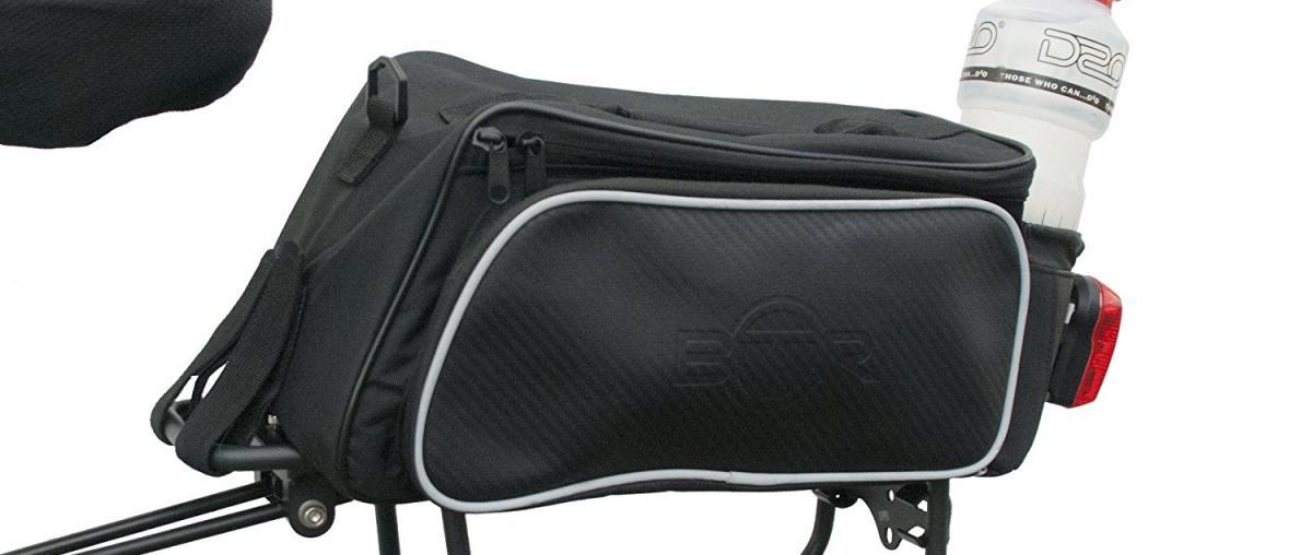 Gepäckträgertasche Vergleich