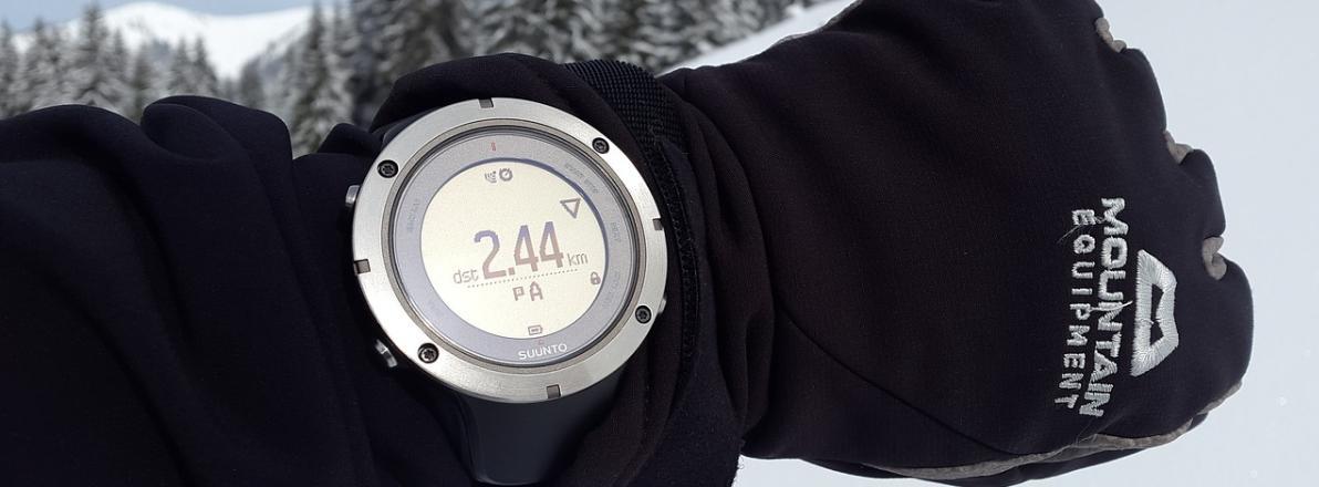 GPS-Uhr Vergleich