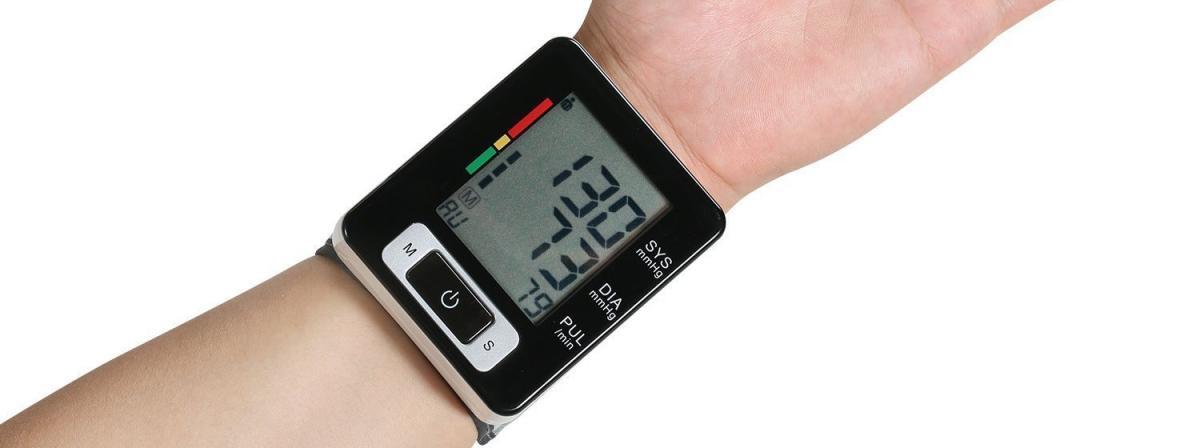 Handgelenk-Blutdruckmessgerät Vergleich