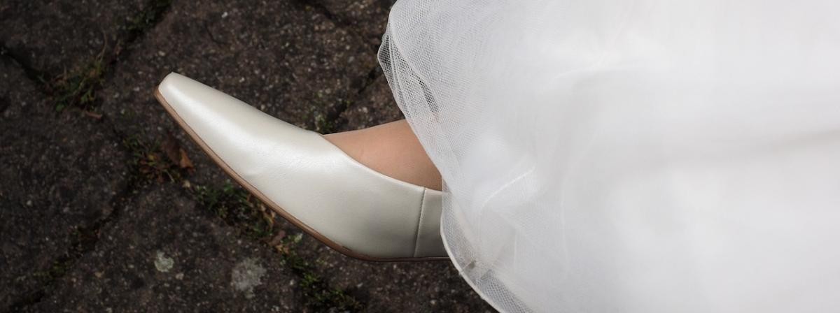 Hochzeitsschuhe Vergleich