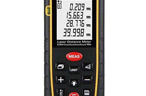 Kaleas Profi Laser Entfernungsmesser Ldm 500 60 Test : Laser entfernungsmesser test vergleich u a testberichte