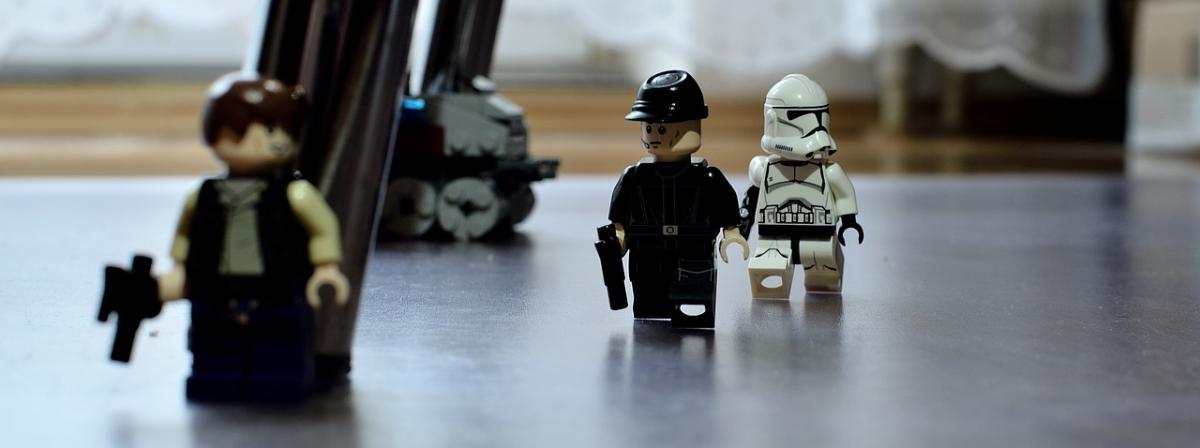 Lego Star Wars Vergleich