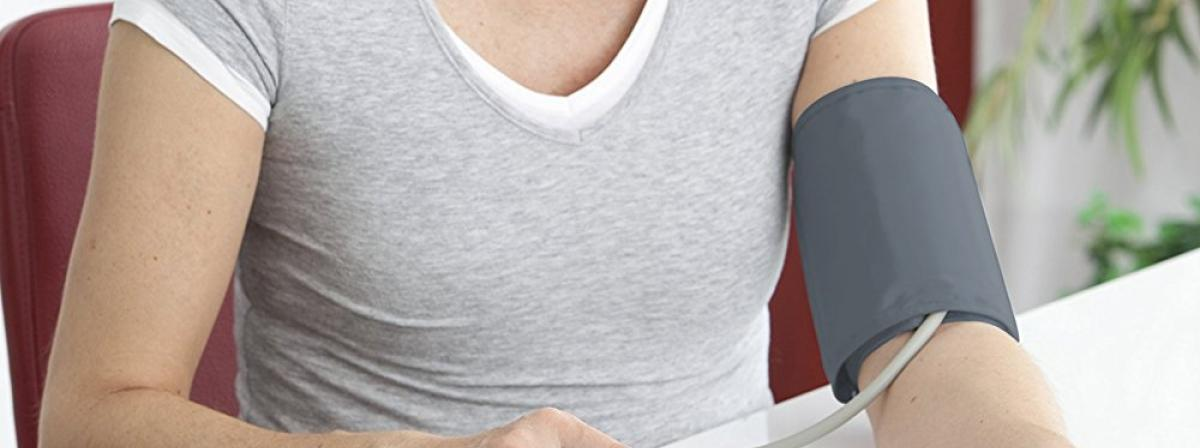 Oberarm-Blutdruckmessgerät Vergleich