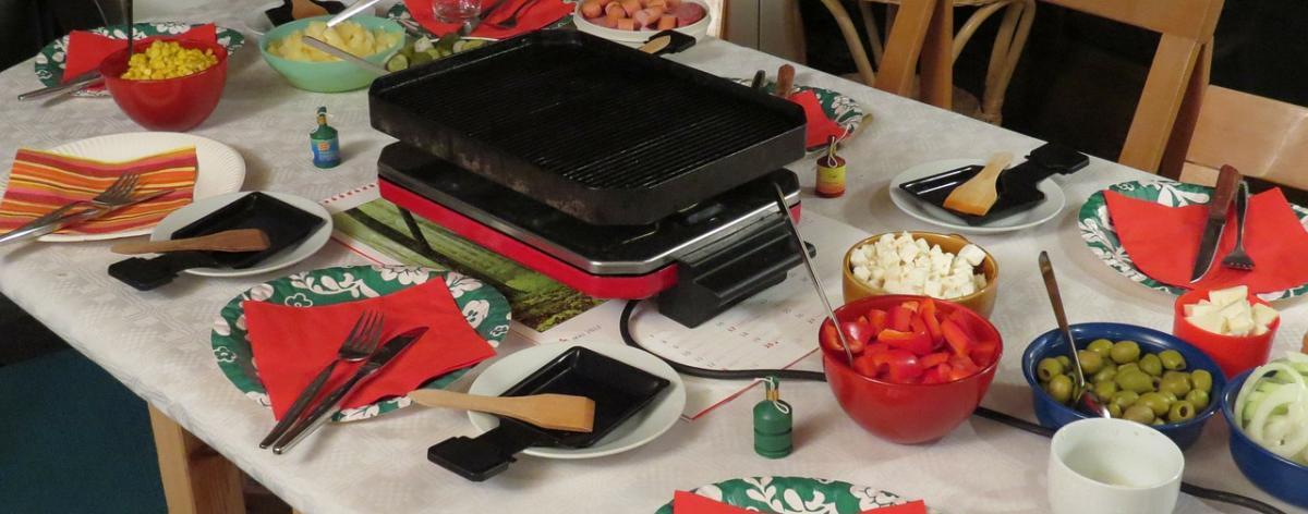 Raclette Vergleich