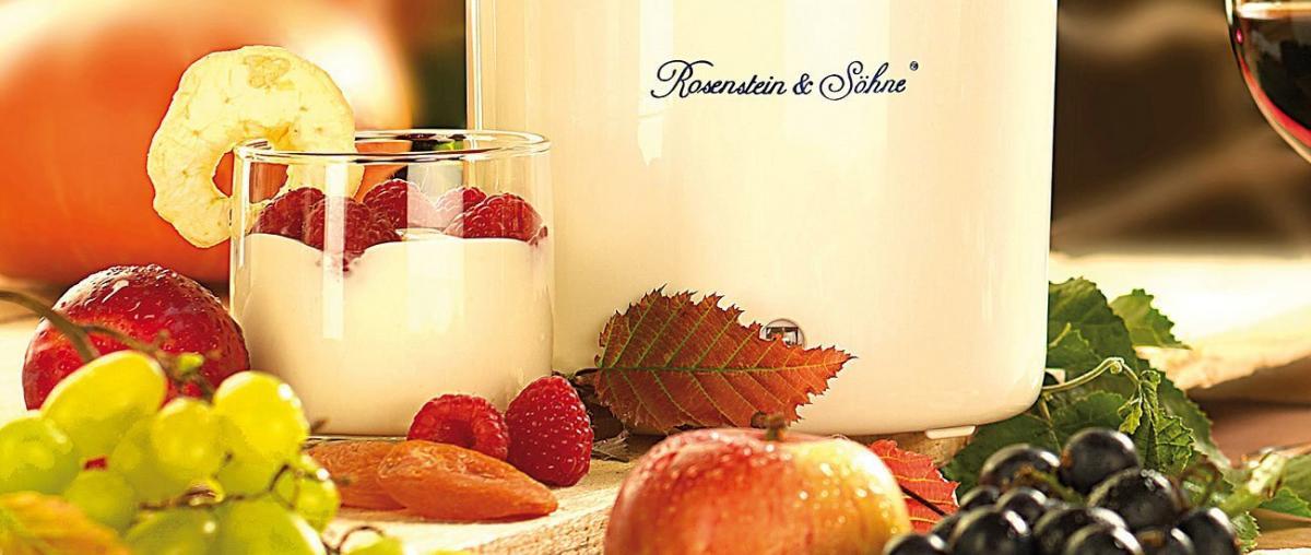Rosenstein & Söhne Joghurt-Maker