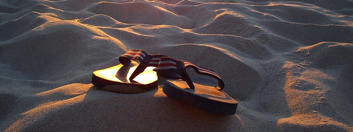 Sandaletten Vergleich