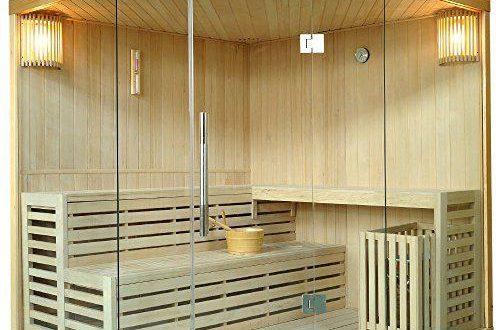 saunakabine test vergleich testberichte 2018. Black Bedroom Furniture Sets. Home Design Ideas