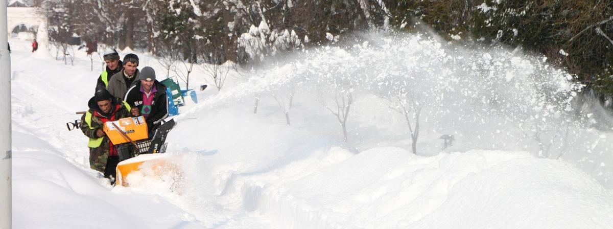Schneefräsen Vergleich