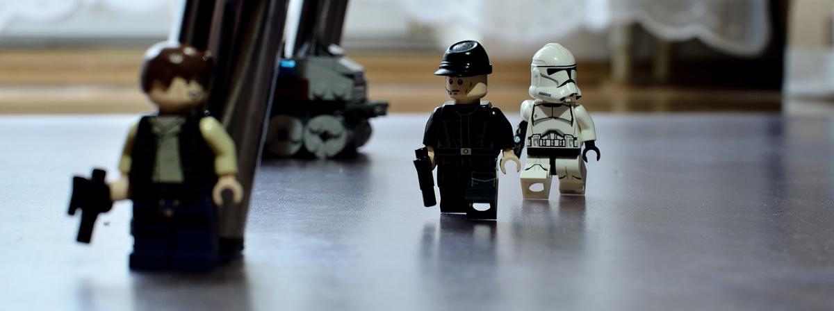 Star Wars Merchandise Vergleich