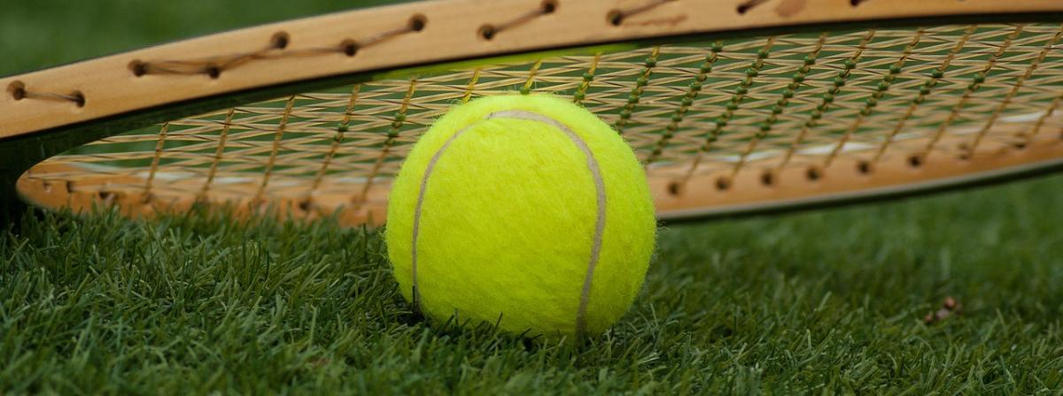 Tennisbälle im Vergleich