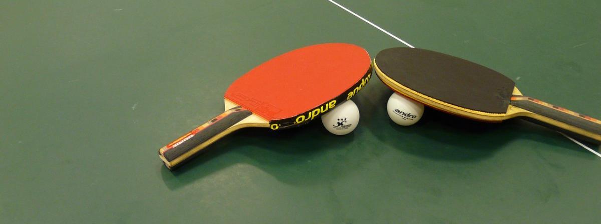 Tischtennisschläger Tipps