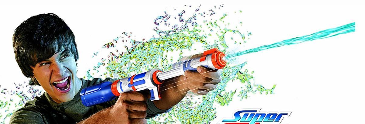 Wasserpistole Vergleich