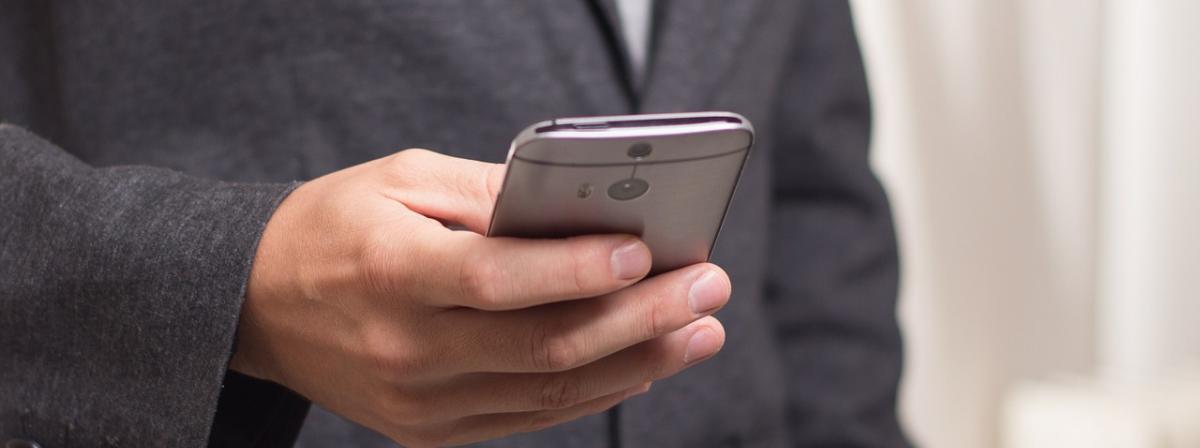 4-Zoll-Smartphone