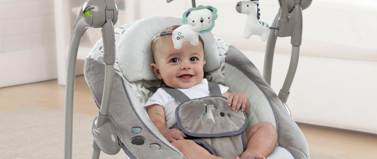 Babyschaukel - Babywippe Tipps