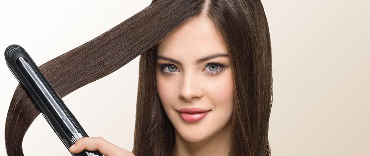 Braun Haarglätter Vergleich