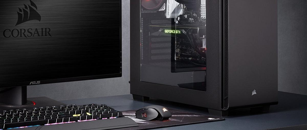 Computer-Gehäuse Vergleich