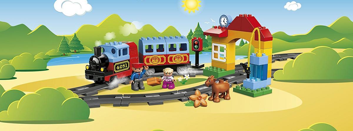 Duplo Eisenbahn Ratgeber
