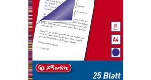 Durchschreibepapier Bestseller