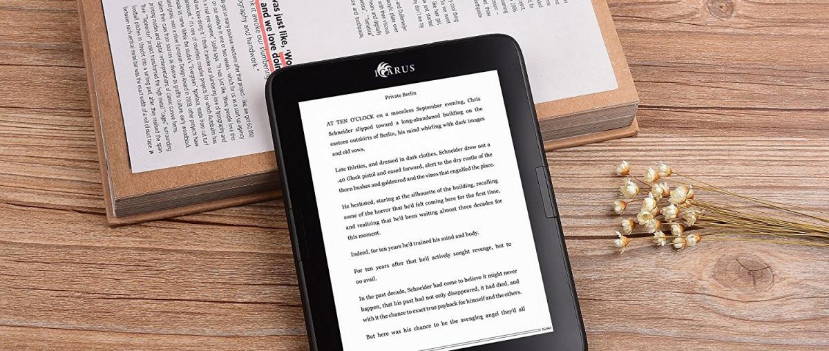 E-Ink Reader Ratgeber