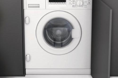 Waschtrockner waschen trocknen in einem mediamarkt