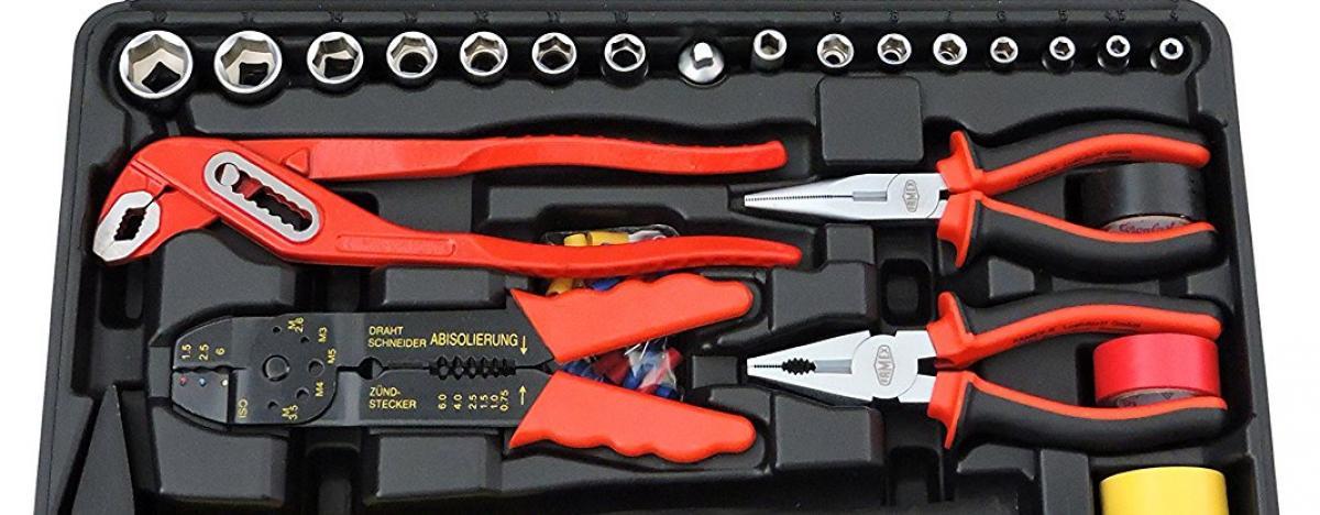 Famex Werkzeugkoffer Vergleich