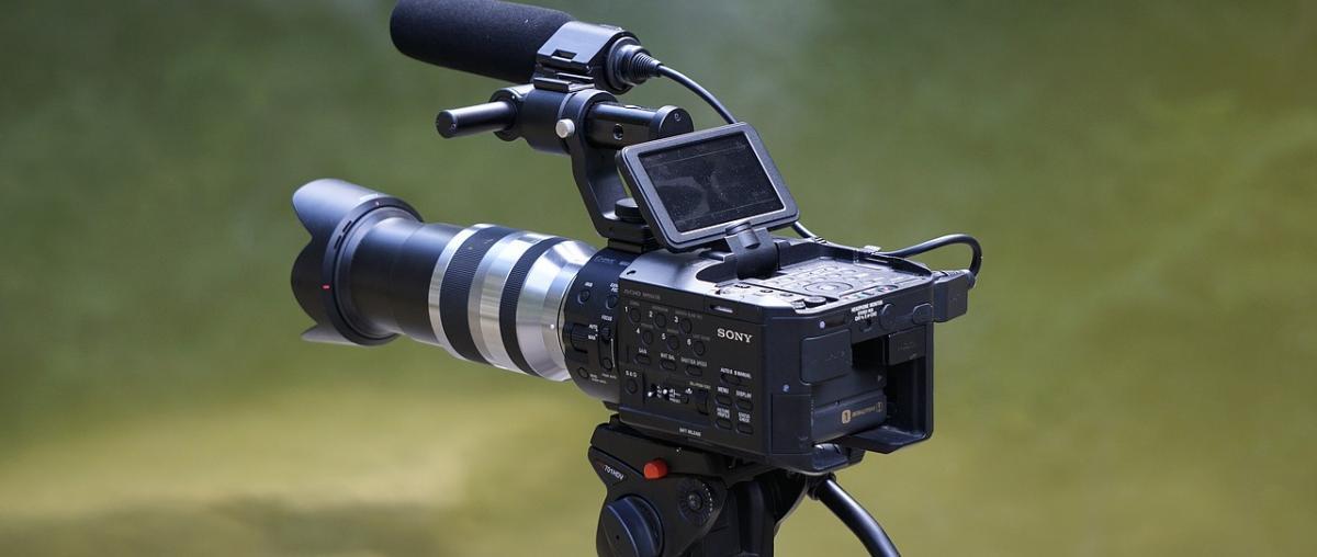 Filmkamera Vergleich
