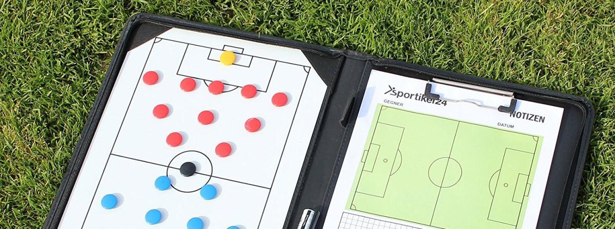 Fußball Taktikmappe Ratgeber