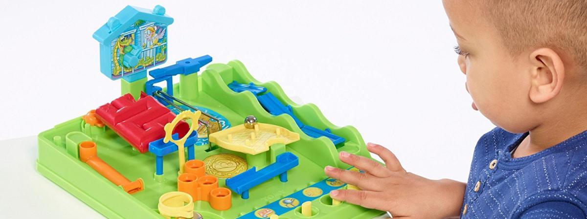Geschicklichkeitsspiel für Kinder Vergleich