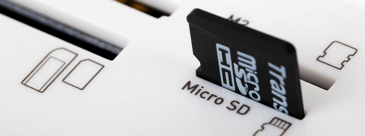 Micro SD Ratgeber