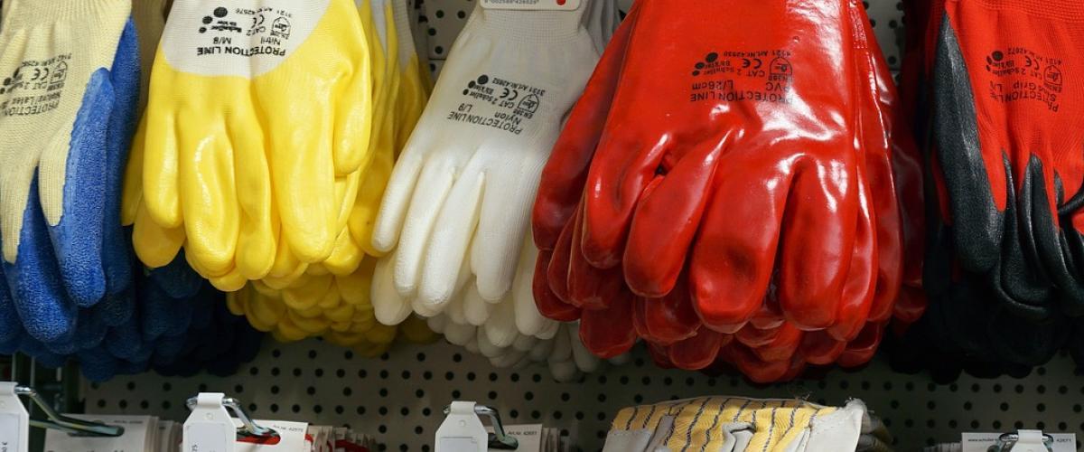Montage-Handschuhe Vergleich