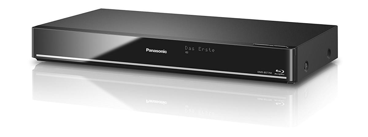 Panasonic Festplattenreceiver Vergleich