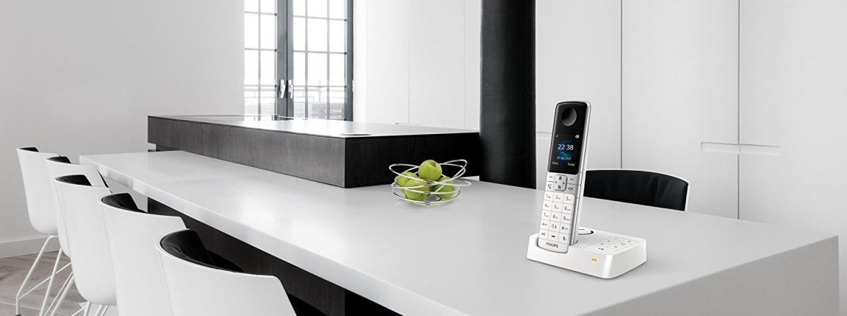 philips isdn telefon test vergleich testberichte 2018. Black Bedroom Furniture Sets. Home Design Ideas