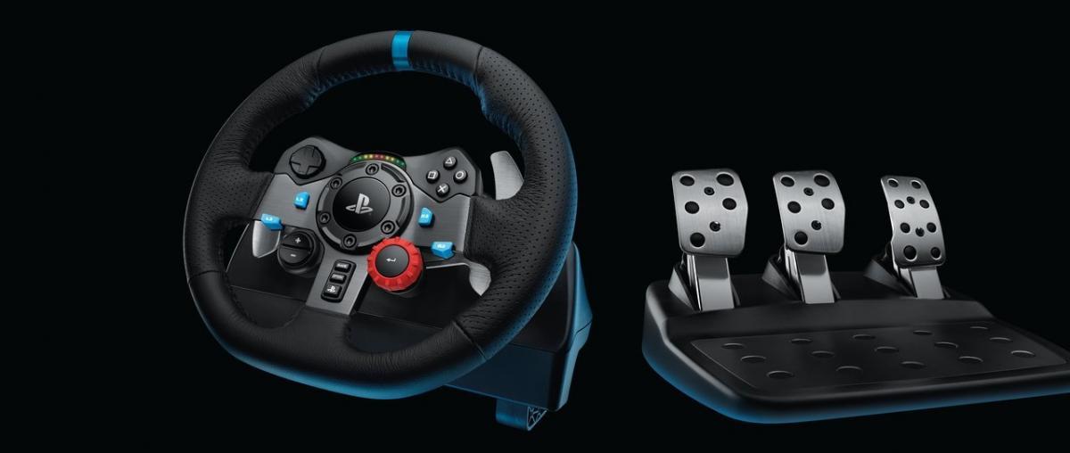 PS3-Lenkrad Vergleich