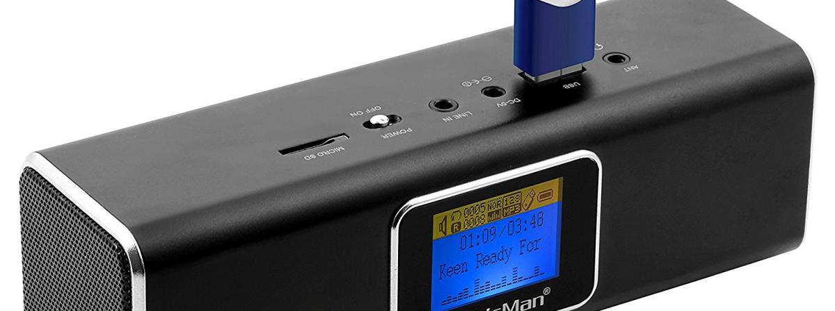 Radio mit USB Ratgeber