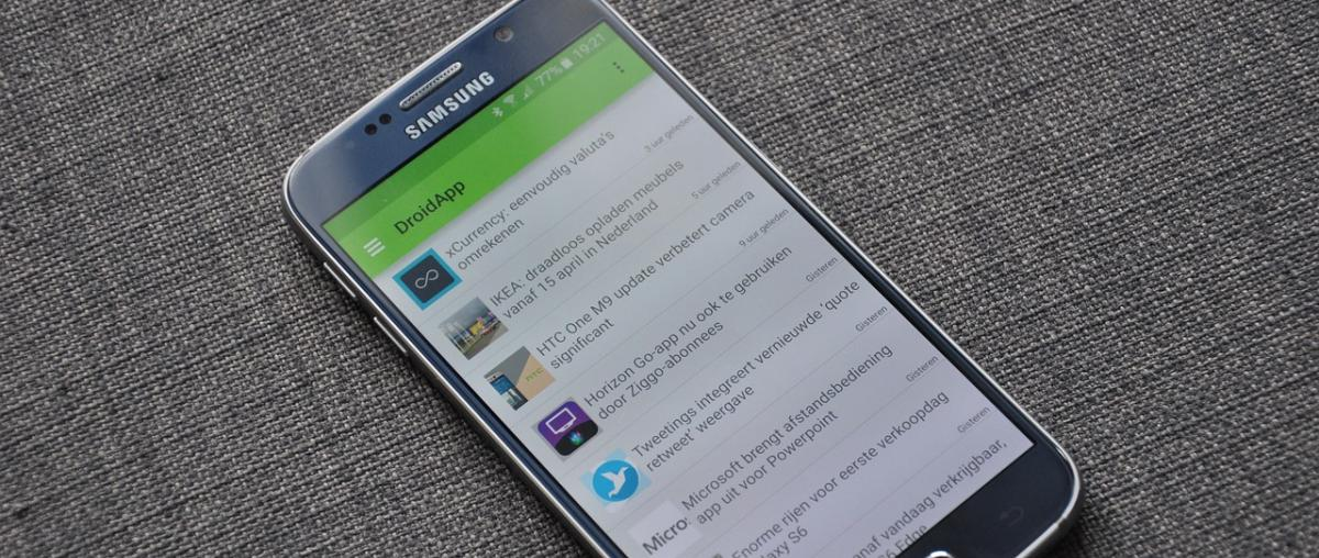 Samsung Galaxy S6 Ratgeber