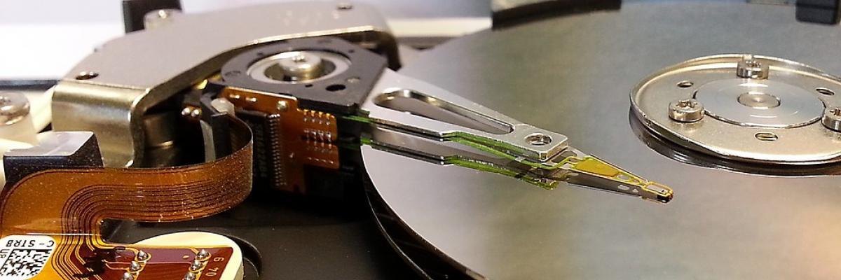 SATA-Festplatte Vergleich