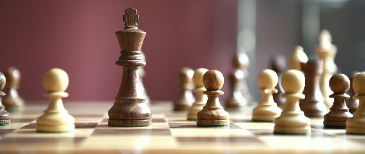 Schachspiel Vergleich