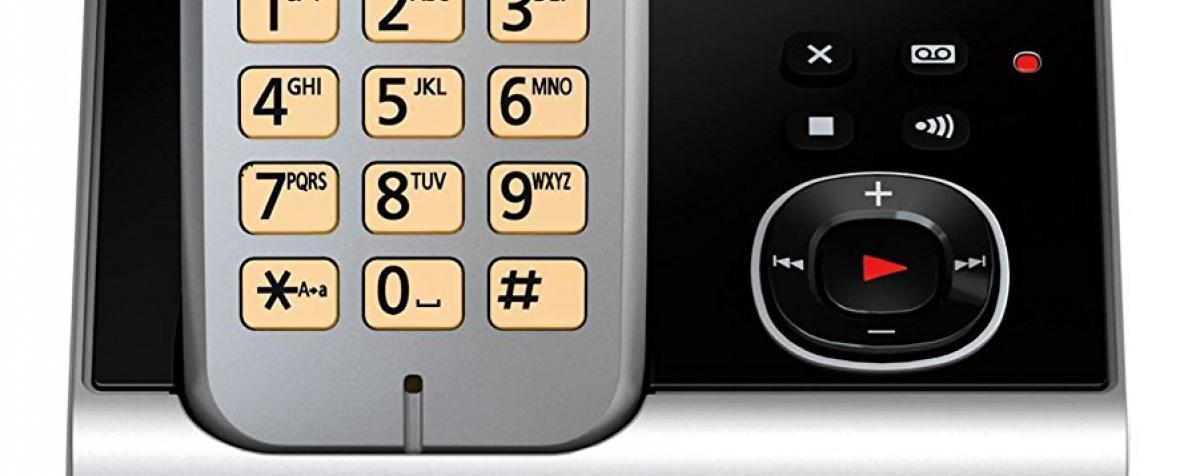 Schnurlostelefon mit AB Vergleich