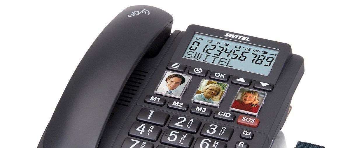 Switel Seniorentelefon Vergleich