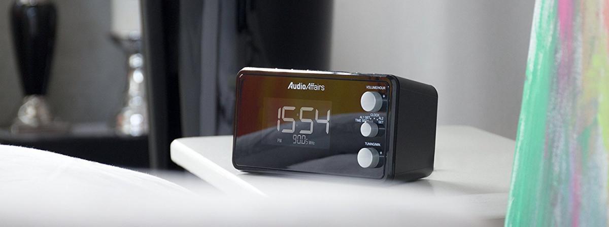 Uhrenradio Vergleich