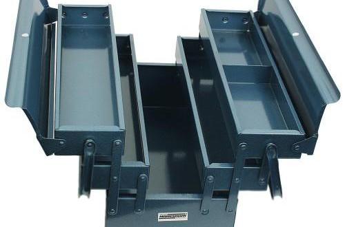 werkzeugkoffer metall leer vp41 hitoiro. Black Bedroom Furniture Sets. Home Design Ideas