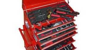 Werkzeugwagen komplett mit Werkzeug Bestseller