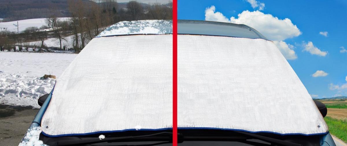 Eisschutzfolie Vergleich