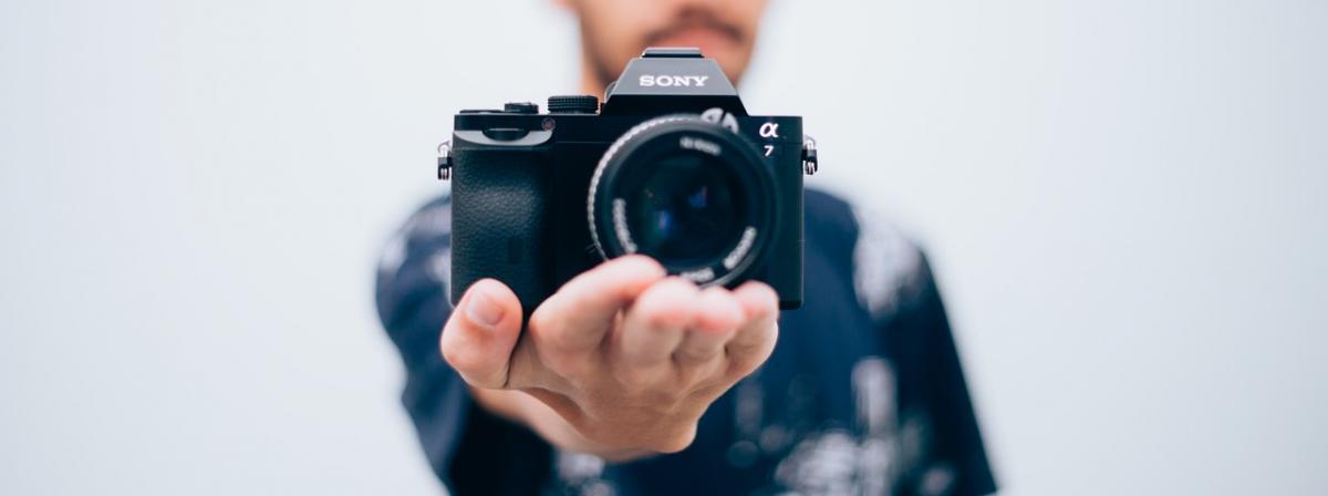 Kamera-Blitzgerät für Sony